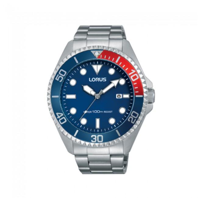 migliore qualità 32f4e 022a0 Orologio Uomo Lorus '' Sport Blu Rosso Tipo Rolex'' RH941GX9
