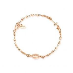 Bracciale donna amen in argento 925 rosato
