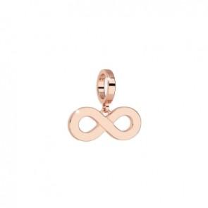 pendente charm rebecca in bronzo infinito