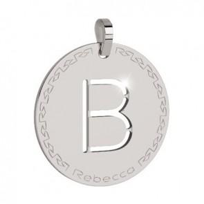 Pendente Rebecca Jewels - Lettera in bronzo BWRPBB52